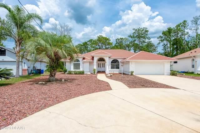 160 Bren Mar Lane, Palm Coast, FL 32137 (MLS #1086288) :: NextHome At The Beach II