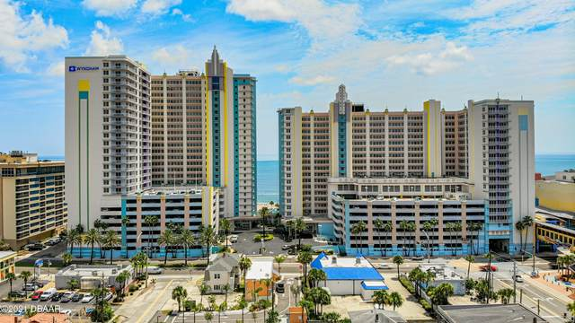 350 N Atlantic Avenue #2120, Daytona Beach, FL 32118 (MLS #1086294) :: NextHome At The Beach