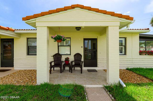 106 Cardinal Drive D, Ormond Beach, FL 32176 (MLS #1086299) :: Cook Group Luxury Real Estate