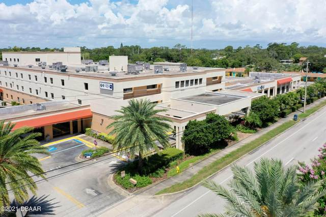 1340 Ridgewood Avenue, Holly Hill, FL 32117 (MLS #1086323) :: NextHome At The Beach