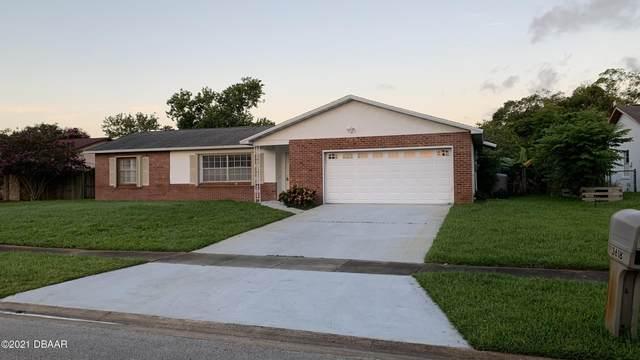 3618 Dame Street, Port Orange, FL 32129 (MLS #1086328) :: Cook Group Luxury Real Estate