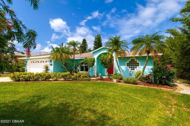 1705 N Indian River Road, New Smyrna Beach, FL 32169 (MLS #1086360) :: NextHome At The Beach II