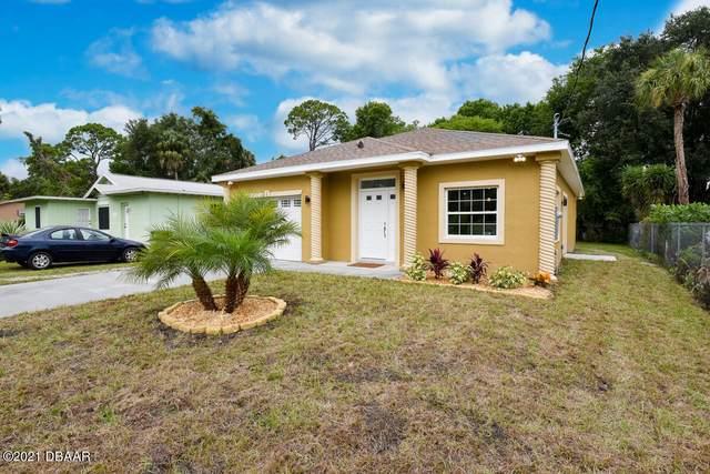 804 Magnolia Avenue, Daytona Beach, FL 32114 (MLS #1086364) :: Cook Group Luxury Real Estate
