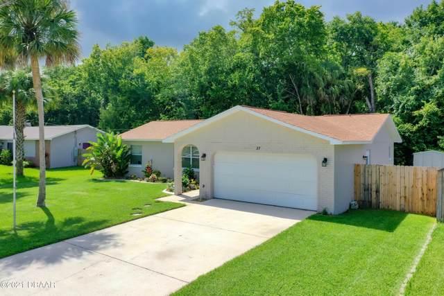 27 Laurel Oaks Circle, Ormond Beach, FL 32174 (MLS #1086370) :: Cook Group Luxury Real Estate