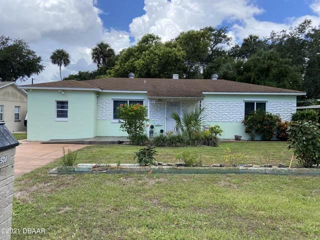 1508 Palmetto Street, New Smyrna Beach, FL 32168 (MLS #1086384) :: NextHome At The Beach II