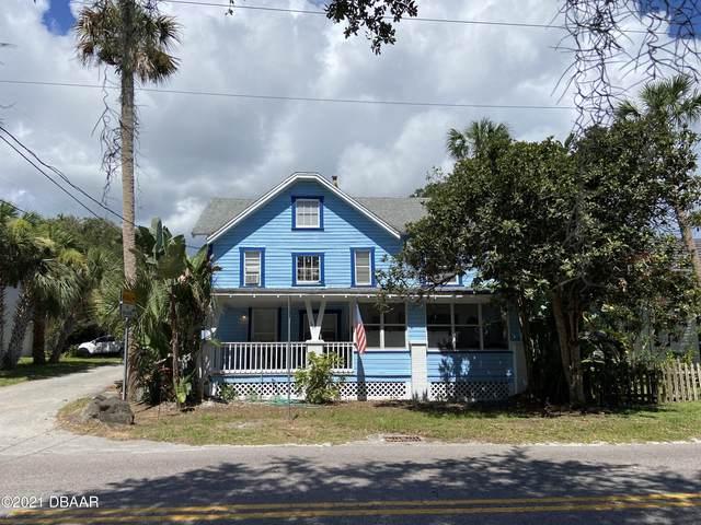 300 N Peninsula Avenue, New Smyrna Beach, FL 32169 (MLS #1086404) :: NextHome At The Beach II