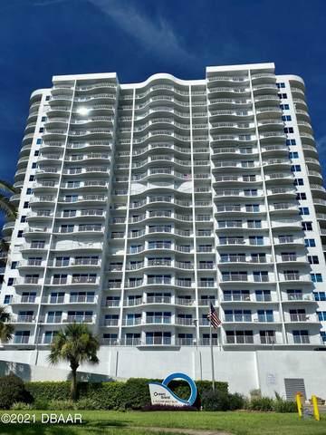 2 Oceans W Boulevard #1208, Daytona Beach, FL 32118 (MLS #1086453) :: Cook Group Luxury Real Estate