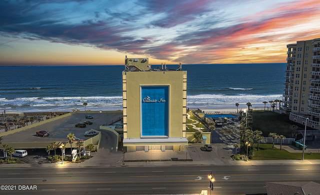 1909 S Atlantic Avenue #301, Daytona Beach Shores, FL 32118 (MLS #1086461) :: NextHome At The Beach