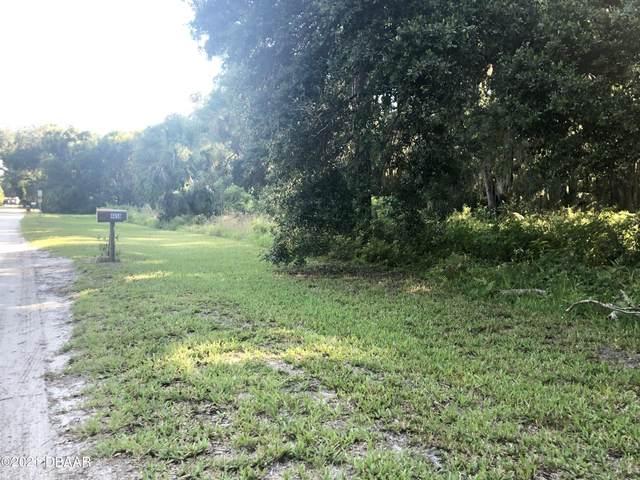 4649 Shady Oaks Lane, Edgewater, FL 32141 (MLS #1086463) :: NextHome At The Beach II