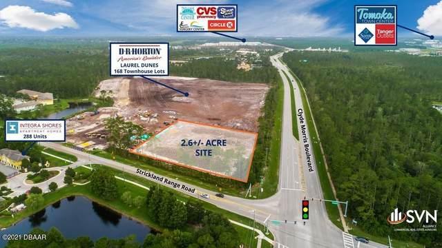 SEC N Clyde Morris Boulevard, Daytona Beach, FL 32117 (MLS #1086475) :: NextHome At The Beach II
