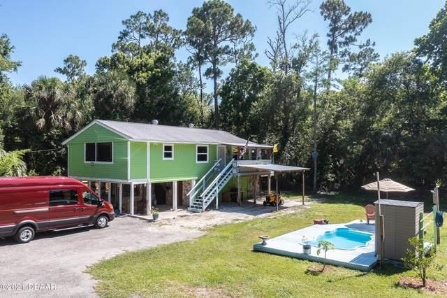 1266 Tatum Boulevard, New Smyrna Beach, FL 32168 (MLS #1086502) :: NextHome At The Beach II