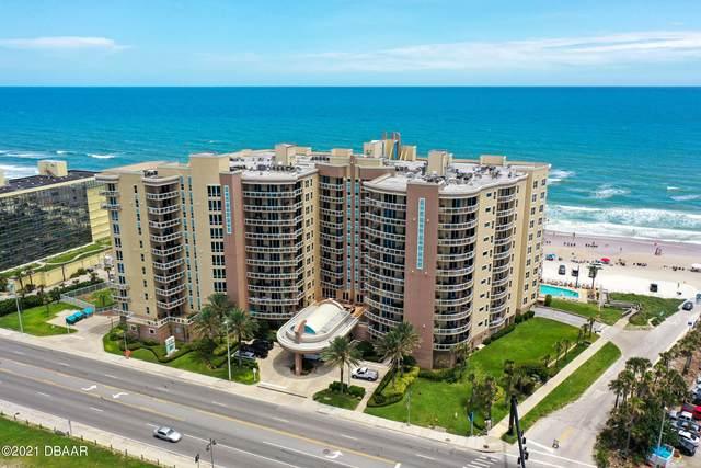1925 S Atlantic Avenue #306, Daytona Beach Shores, FL 32118 (MLS #1086517) :: NextHome At The Beach