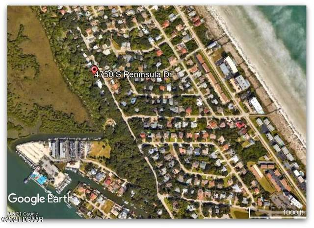 4748 S Peninsula Drive, Ponce Inlet, FL 32127 (MLS #1086527) :: NextHome At The Beach II