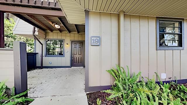 3656 Jackson Street #19, Port Orange, FL 32129 (MLS #1086538) :: Memory Hopkins Real Estate