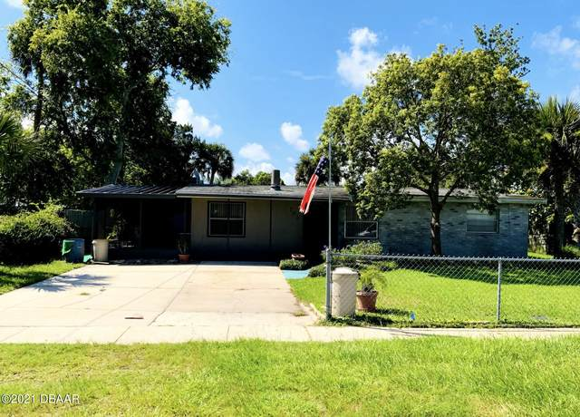 702 Eleanore Avenue, New Smyrna Beach, FL 32168 (MLS #1086546) :: NextHome At The Beach II