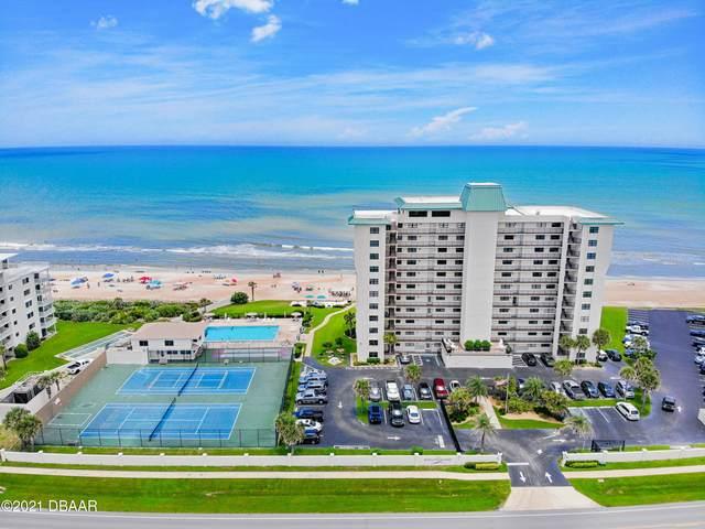 5499 S Atlantic Avenue #405, New Smyrna Beach, FL 32169 (MLS #1086551) :: NextHome At The Beach II