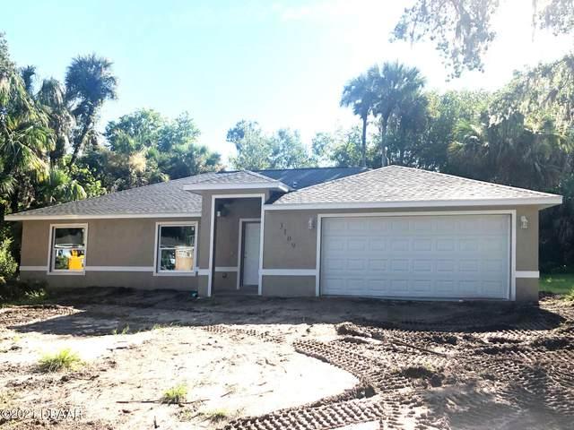 3109 Mango Tree Drive, Edgewater, FL 32141 (MLS #1086560) :: Cook Group Luxury Real Estate