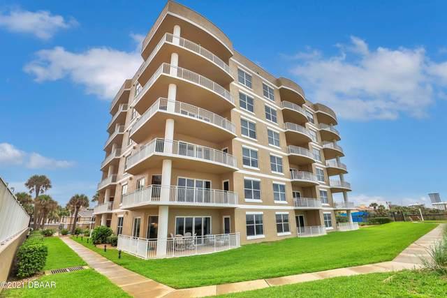2855 S Atlantic Avenue #101, Daytona Beach Shores, FL 32118 (MLS #1086565) :: NextHome At The Beach