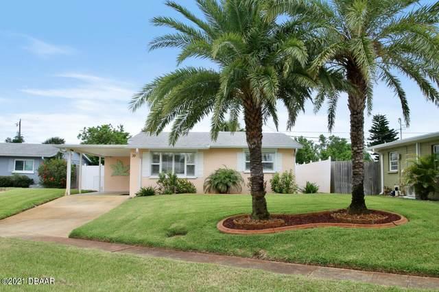 39 Seaside Drive, Ormond Beach, FL 32176 (MLS #1086577) :: Cook Group Luxury Real Estate