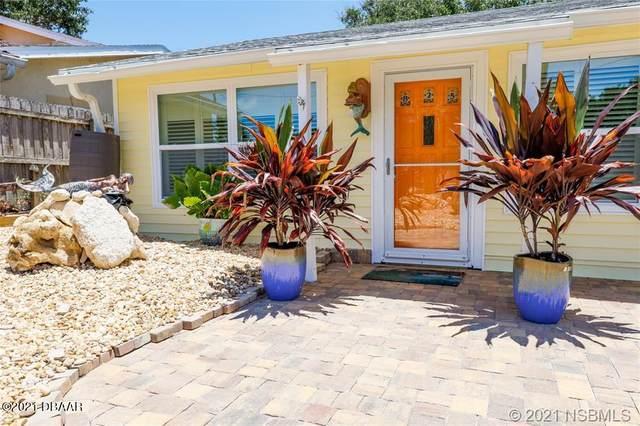 825 12th Avenue #0, New Smyrna Beach, FL 32169 (MLS #1086580) :: NextHome At The Beach II