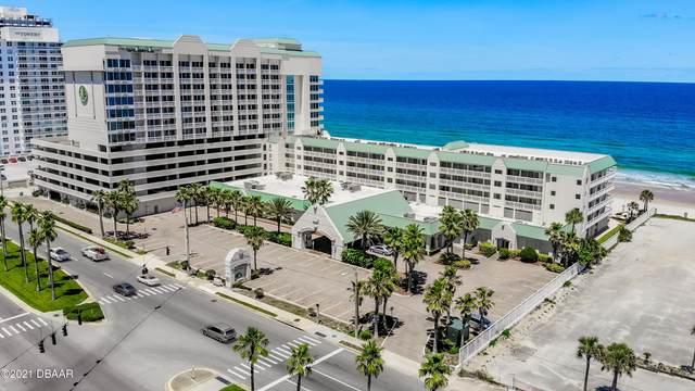 2700 N Atlantic Avenue #409, Daytona Beach, FL 32118 (MLS #1086582) :: NextHome At The Beach II