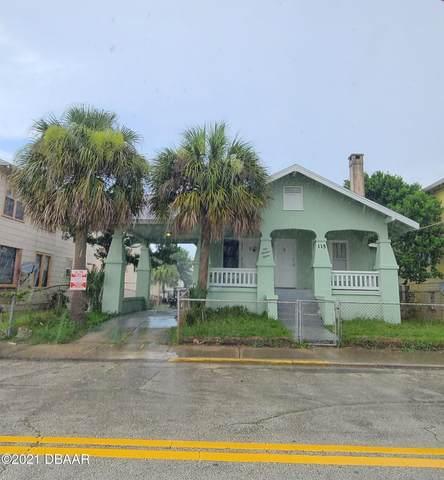 115 S Grandview Avenue, Daytona Beach, FL 32118 (MLS #1086592) :: NextHome At The Beach