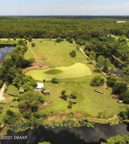 548 N Tymber Creek Road, Ormond Beach, FL 32174 (MLS #1086601) :: Cook Group Luxury Real Estate