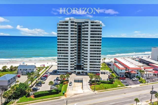 1420 N Atlantic Avenue #303, Daytona Beach, FL 32118 (MLS #1086610) :: NextHome At The Beach II