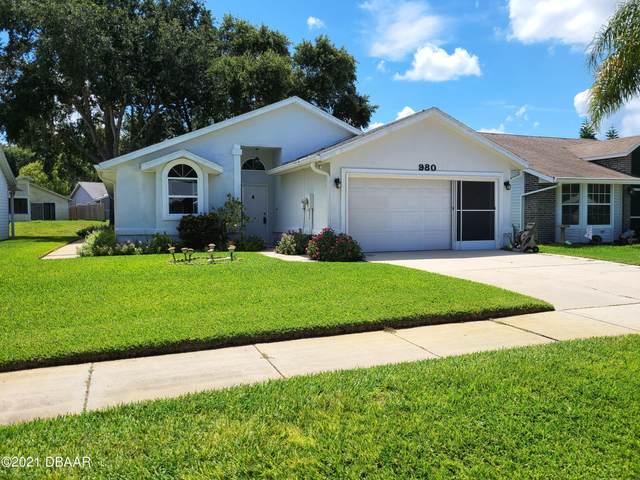 980 Deer Springs Road, Port Orange, FL 32129 (MLS #1086616) :: Momentum Realty