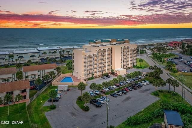 30 Inlet Harbor Road #7030, Ponce Inlet, FL 32127 (MLS #1086629) :: NextHome At The Beach II