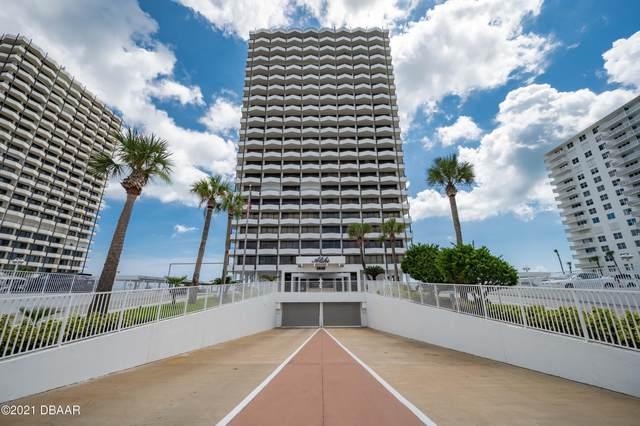 2828 N Atlantic Avenue #705, Daytona Beach, FL 32118 (MLS #1086631) :: NextHome At The Beach II