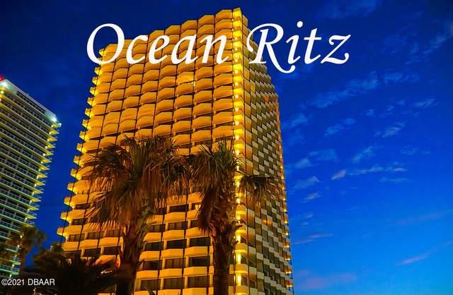 2900 N Atlantic Avenue #505, Daytona Beach, FL 32118 (MLS #1086632) :: Dalton Wade Real Estate Group