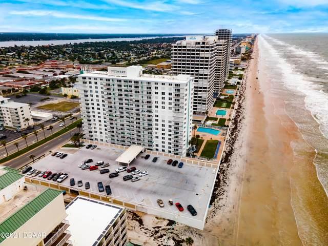 2800 N Atlantic Avenue #1411, Daytona Beach, FL 32118 (MLS #1086633) :: NextHome At The Beach II