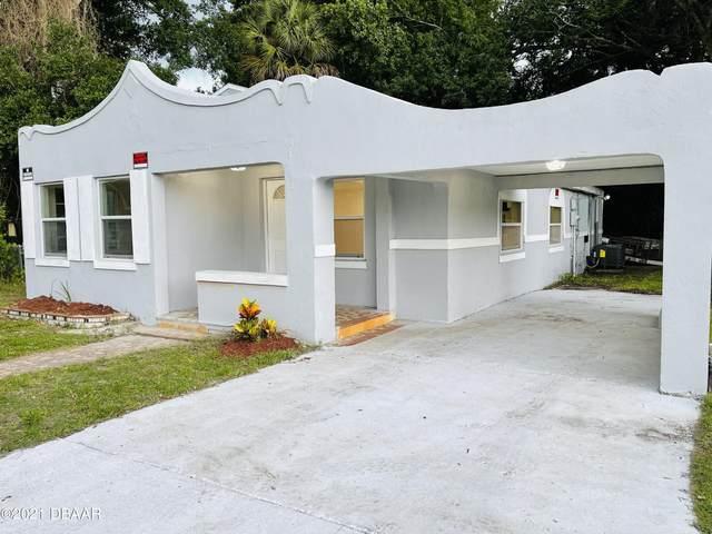 640 Orange Avenue, Daytona Beach, FL 32114 (MLS #1086636) :: Dalton Wade Real Estate Group