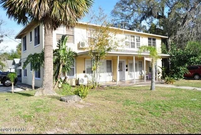 801 S Ridgewood Avenue, Daytona Beach, FL 32114 (MLS #1086645) :: NextHome At The Beach II
