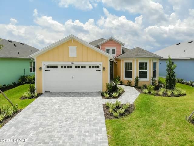 281 Margaritaville Avenue, Daytona Beach, FL 32124 (MLS #1086665) :: Cook Group Luxury Real Estate