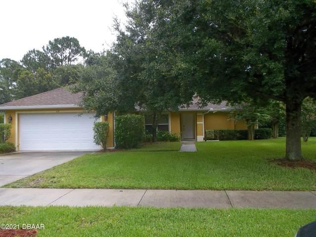 69 Chrysanthemum Drive, Ormond Beach, FL 32174 (MLS #1086669) :: Cook Group Luxury Real Estate