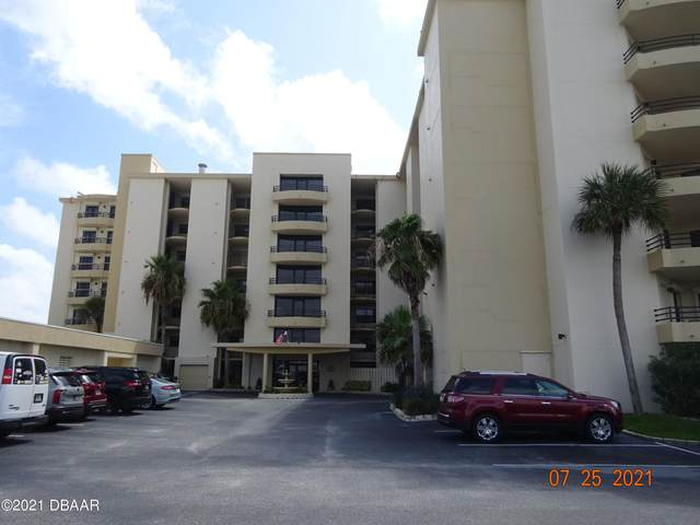3255 S Atlantic Avenue #501, Daytona Beach Shores, FL 32118 (MLS #1086673) :: Cook Group Luxury Real Estate