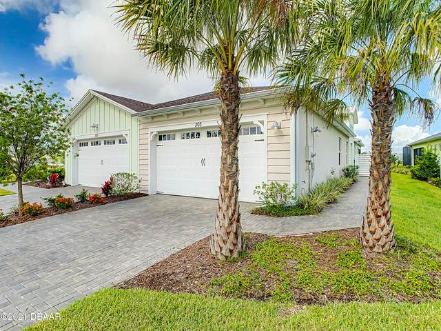 303 Coral Reef Way, Daytona Beach, FL 32124 (MLS #1086684) :: Cook Group Luxury Real Estate