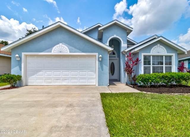821 Angelina Court, Port Orange, FL 32127 (MLS #1086686) :: Cook Group Luxury Real Estate