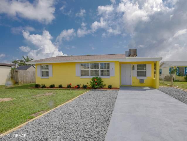 6 Palmetto Drive, Ormond Beach, FL 32176 (MLS #1086693) :: NextHome At The Beach
