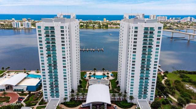 231 Riverside Drive 2005-1, Holly Hill, FL 32117 (MLS #1086697) :: NextHome At The Beach II