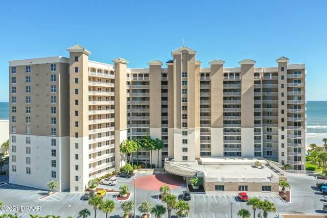 2403 S Atlantic Avenue #211, Daytona Beach Shores, FL 32118 (MLS #1086700) :: NextHome At The Beach