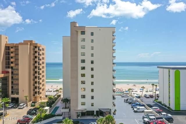 3115 S Atlantic Avenue #1104, Daytona Beach Shores, FL 32118 (MLS #1086701) :: NextHome At The Beach