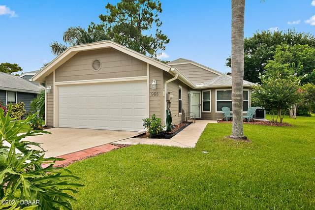 968 S Lakewood Terrace, Port Orange, FL 32127 (MLS #1086702) :: Cook Group Luxury Real Estate