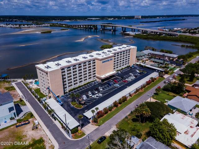 3606 S Peninsula Drive #805, Port Orange, FL 32127 (MLS #1086703) :: Cook Group Luxury Real Estate
