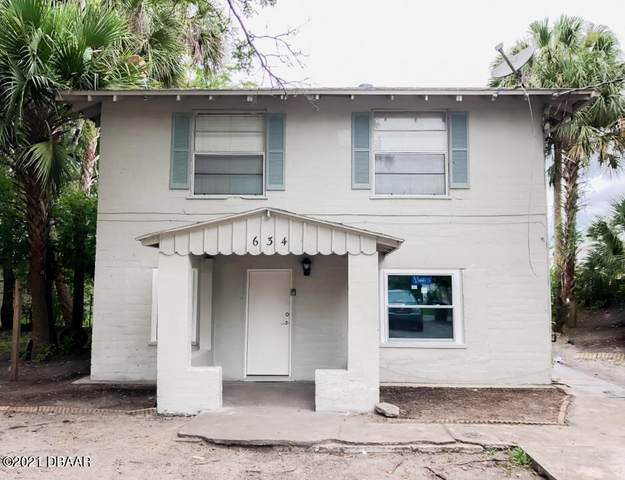 634 El Dorado Street, Daytona Beach, FL 32114 (MLS #1086712) :: Cook Group Luxury Real Estate