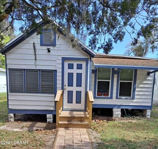 335 Maple Street, Daytona Beach, FL 32114 (MLS #1086746) :: Memory Hopkins Real Estate