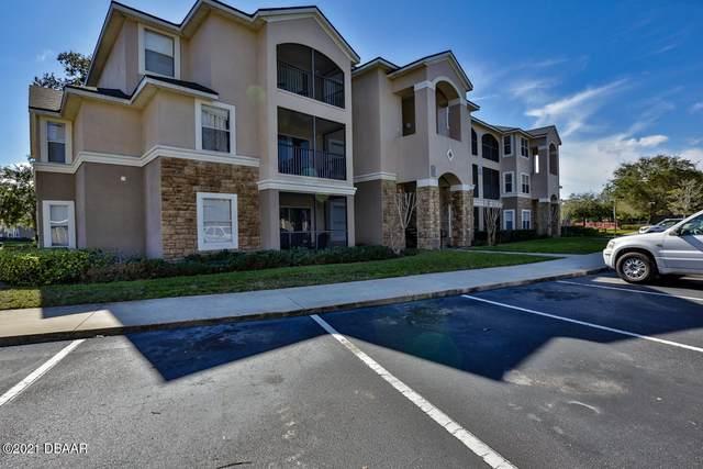 940 Village Trail 9-207, Port Orange, FL 32127 (MLS #1086752) :: Memory Hopkins Real Estate