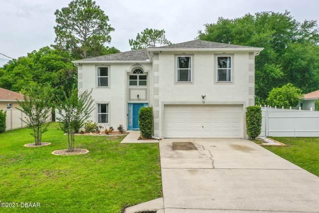 59 White Star Drive, Palm Coast, FL 32164 (MLS #1086760) :: Memory Hopkins Real Estate